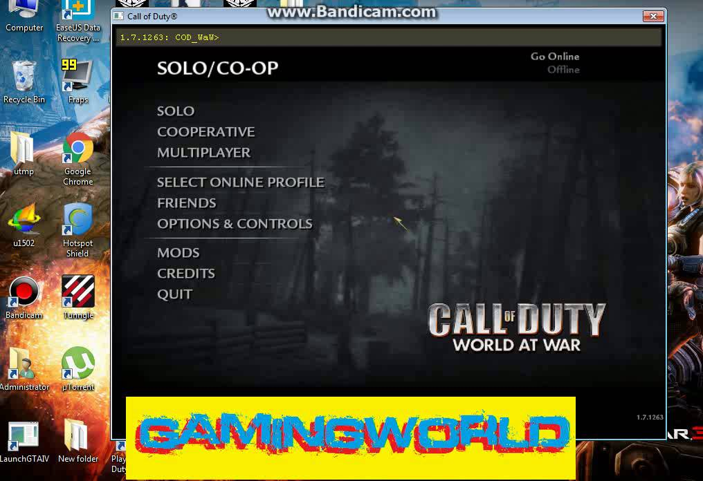 how to get all cod 5 zombies maps - YouTube