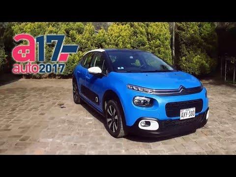 Citroen C3 - Prueba / Road test / Review | Auto 2017