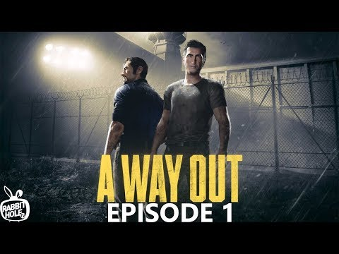 Iain Lee Plays A Way Out with Katherine Boyle - Episode 1