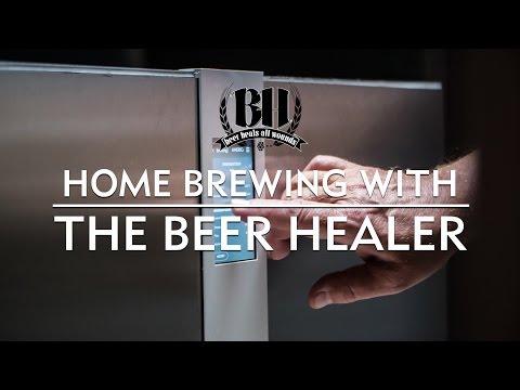 Home Brewing With Beer Healer - Bottling & Kegging