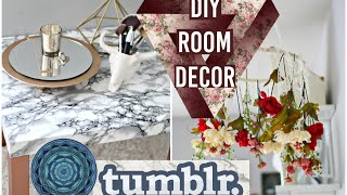 Diy Room Decorations Tumblr Inspired (fall 2015)