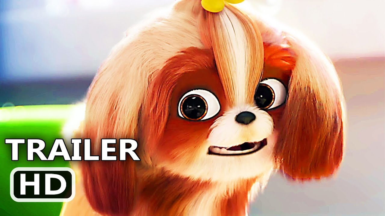 The Secret Life Of Pets 2 Daisy Trailer 2019 Animation Movie Hd