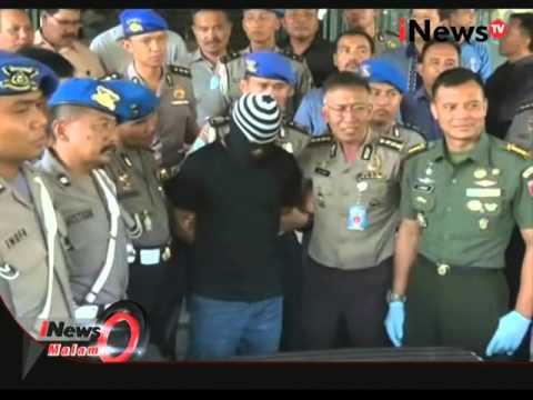 Oknum Polisi Dan TNI Perampok Uang 48 Milyar Akhirnya Tertangkap