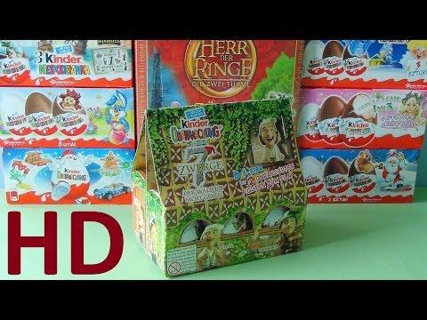 Киндер сюрприз Белоснежка и семь гномов колекция 2007 ретро