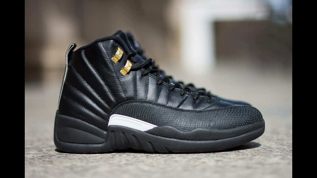 info for 064c3 f329d Air Jordan 12 The Master Kids Edition (GS)