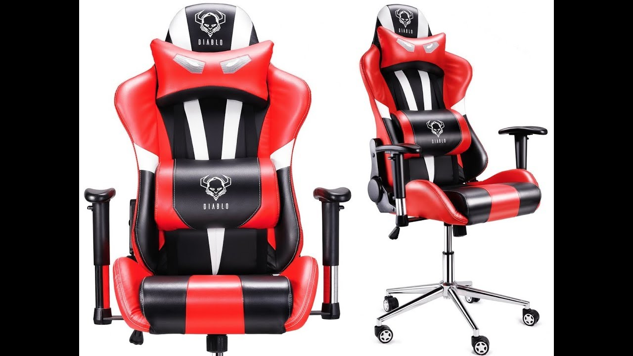 Guter Gaming Sessel Bester Gaming Stuhl Unter 200 The Best Gaming Chair Diablo X Eye