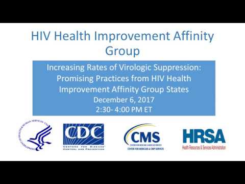 Webinar: Increasing Rates of Viral Load Suppression