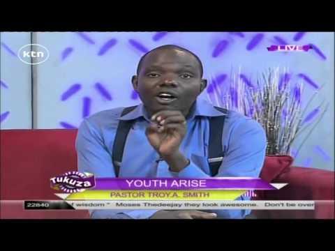 Pastor Troy Smith live on Tukuza Show