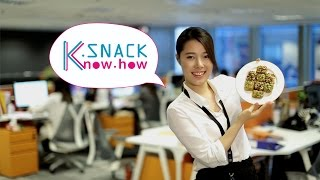 [M Vlog] K-Snack Know-How #8 – Healthy Office Snacks