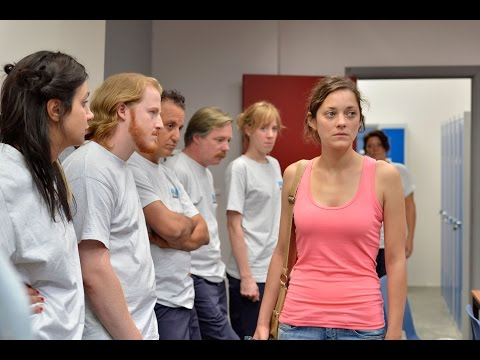 Marion Cotillard and JeanPierre & Luc Dardenne on Solidarity & SelfEsteem in TWO DAYS, ONE NIGHT