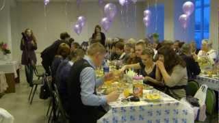 Свадьба Челябинск_ 01_12_2012 Кафе Каравай