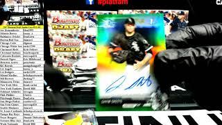 2017 Bowman Draft Baseball Jumbo Full Case PYT #91 ~ SUPERFRACTOR!!!