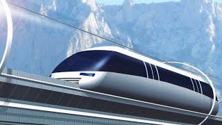 Inside Dubai's Hyperloop : हवाई जहाज से भी तेज होगी रफ़्तार