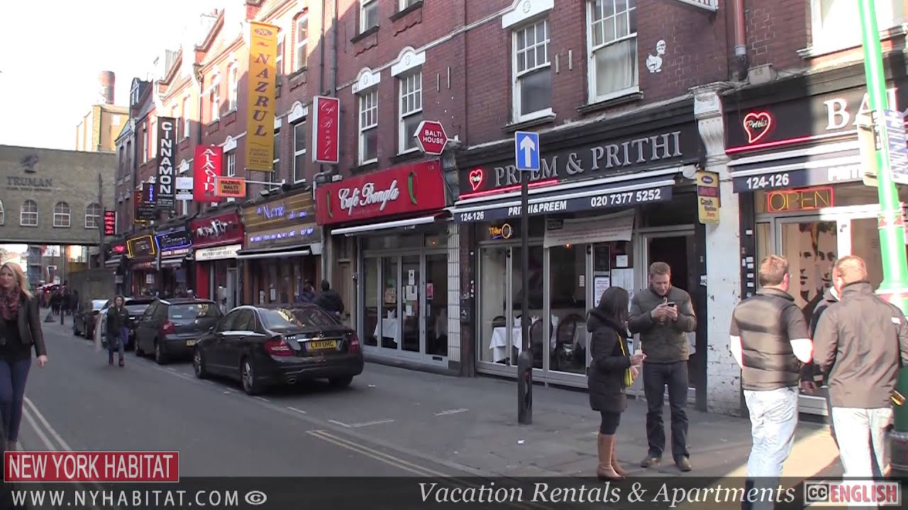 london video tour the east end youtube