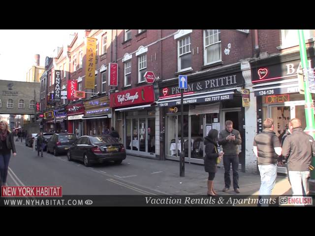London Video Tour: The East End