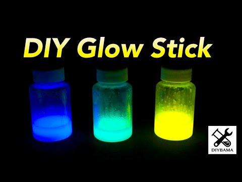 DIY Glow Stick (Chemical way)