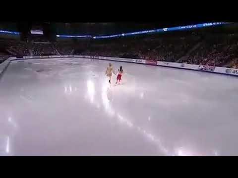 Dance. In ice