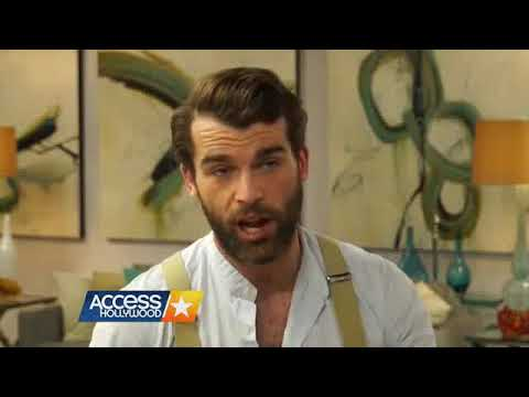 Stanley Weber On Filming The Outlander Dinner Party  In S2 Ep  4