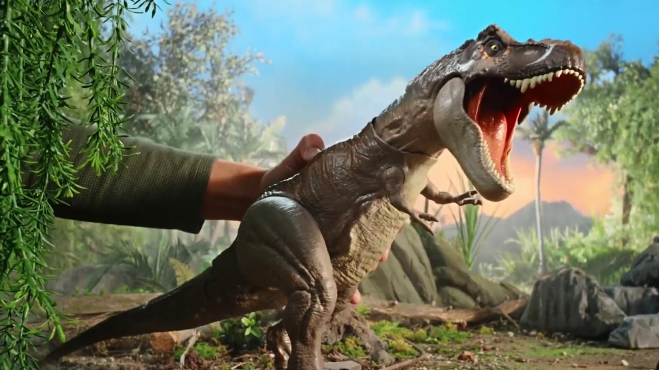 Dinosaurio T Rex Mega Ataque Y Dinosaurios Jurassic World Mattel Youtube Si a cualquier persona le preguntas sobre un dinosaurio. dinosaurio t rex mega ataque y dinosaurios jurassic world mattel