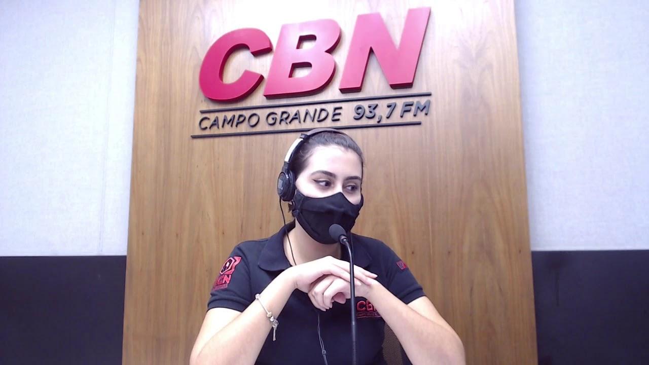 Programa CBN Campo Grande (19/03/2021): com Ingrid Rocha