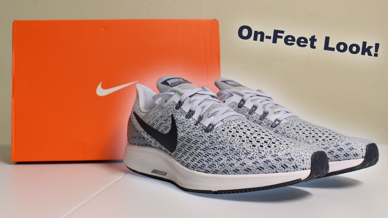 61d6405b9f624c Unboxing Air Zoom Pegasus 35