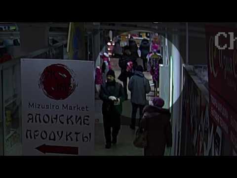 В одном из торговых центров Южно-Сахалинска неизвестные похитили детскую куртку с манекена