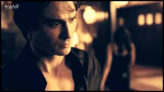 │Damon&Elena│- Brush it off