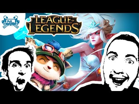 TI KÉRTÉTEK Janna+Teemo│League of Legends Magyar Gameplay (HUN)