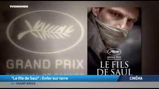 """""""Le fils de Saul"""" : László Nemes sur TV5Monde"""
