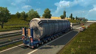 Special Transport DLC | Euro Truck Simulator 2