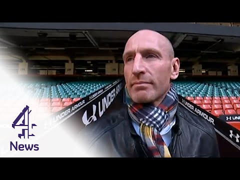 Gareth Thomas: coming out was 'scariest moment of my life' | Channel 4 News
