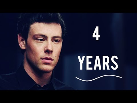 4 Years Without Cory Monteith.