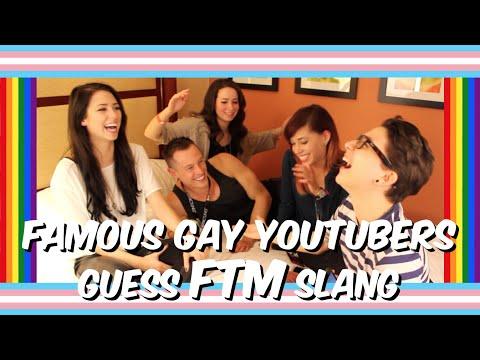 GAY STARS GUESS FTM SLANG!
