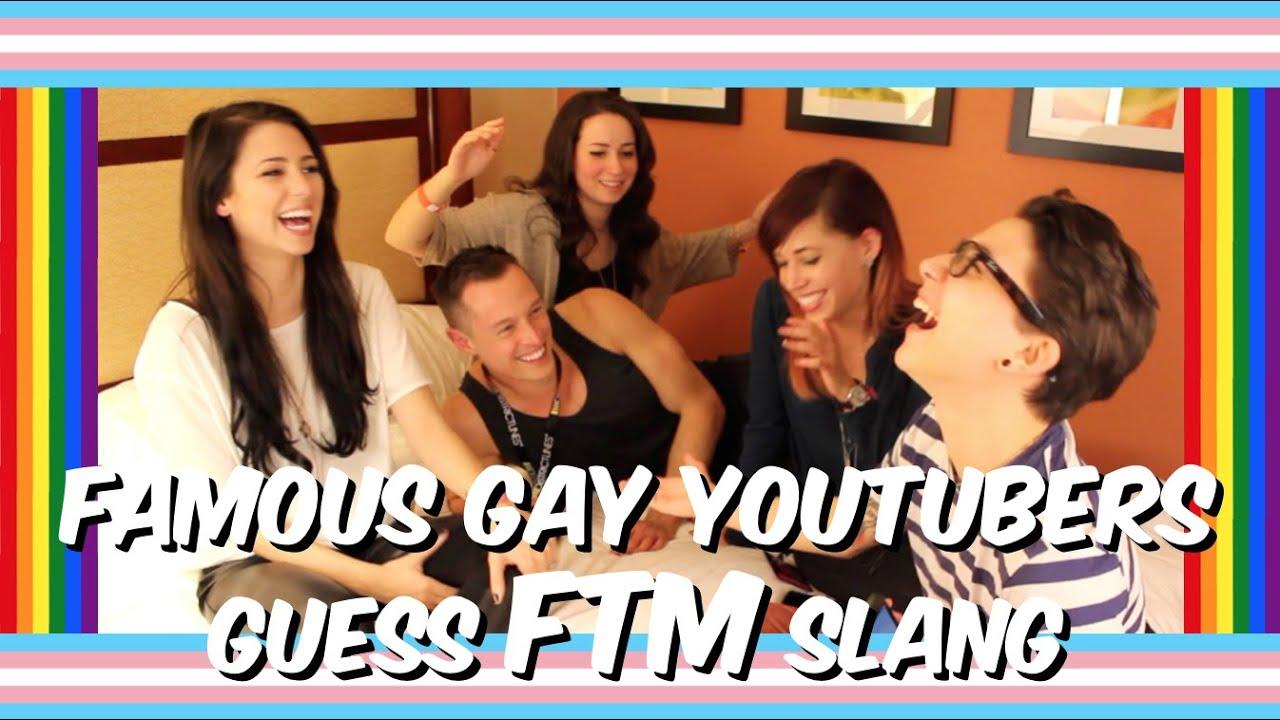 Ftm dating gay
