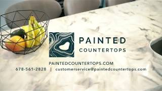 Painted Countertops Video Production with ABV