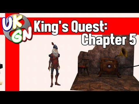 Kings Quest: Chapter 5 - All Achievements / Trophies Walkthrough