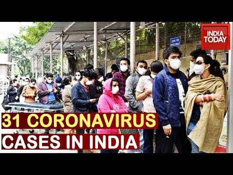 Coronavirus Cases In India Climbs To 31 After Delhi Resident Tested Positive