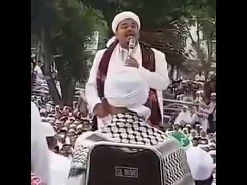NEWS!! Setelah di Aceh, Habib Rizieq juga berpidato pedas di Medan Sumatra Utara.