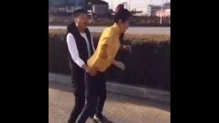 Hài Trung Quốc | Thanh niên nghịch ngu nhất thế giới