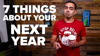 Don't Waste 2019! 7 Specific Things to Plan Next Year