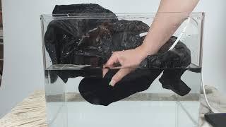 히트웨어 스마트 발열조끼 물세탁 영상