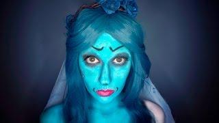Corpse Bride Body Paint Tutorial |31 Days of Halloween