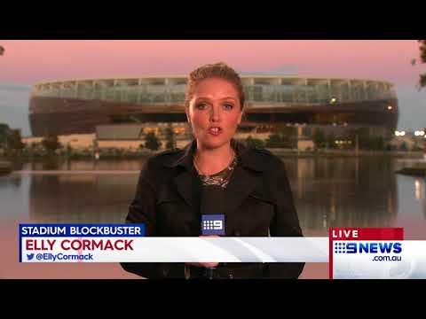 New Perth Stadium | 9 News Perth