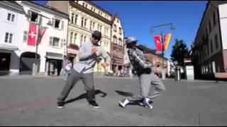 رقص انسان الي