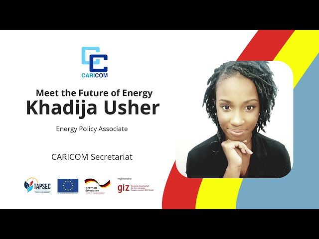 Meet Khadija Usher