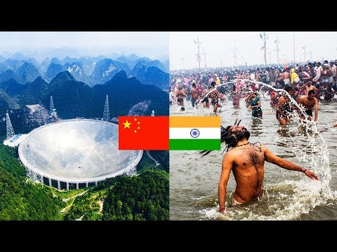 India VS China: Conflicts, Economy, Military And Culture