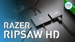 RECENSIONE Razer Ripsaw HD: game capture con passthrough 4K