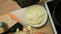 DIY: Karamellisoidun sipulin valmistus