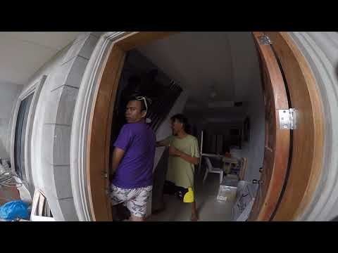 COST OF LIVING IN THE PHILIPPINES CONSTRUCTION UPDATE AND FRESH COCONUTS IN THE PHILIPPINES GOPR2316