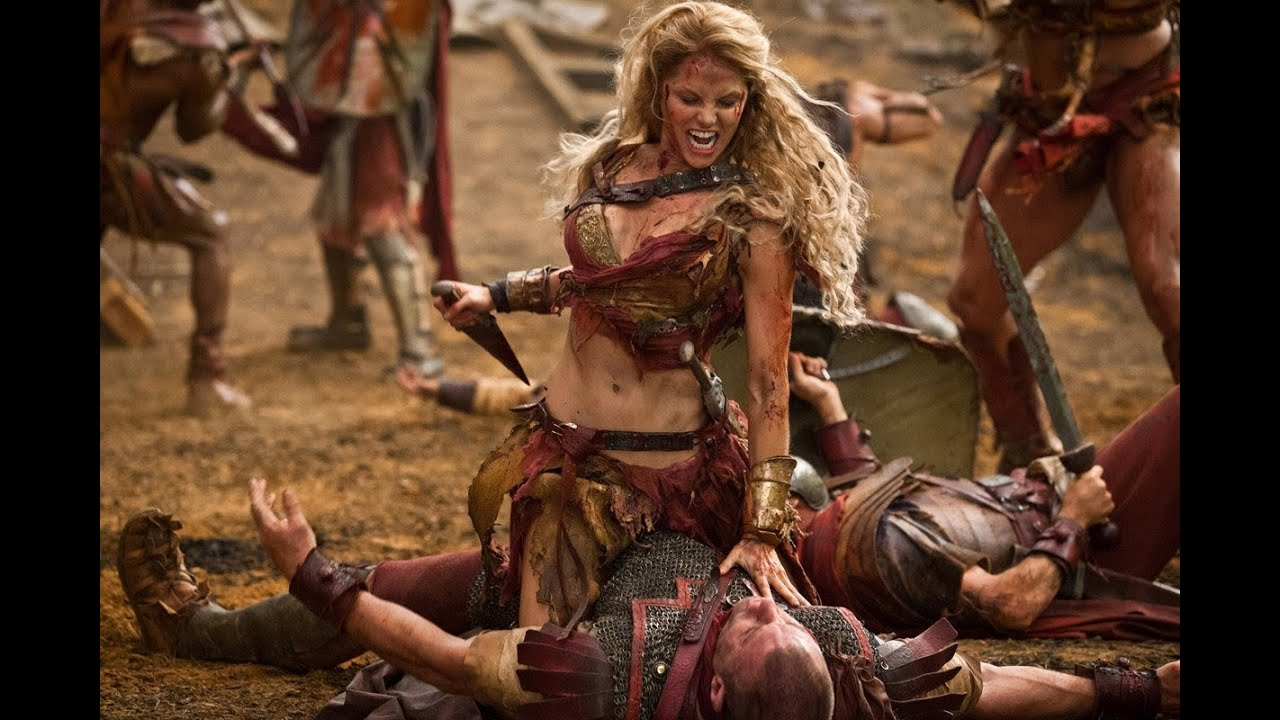 spartacus blood and sand sex scenes